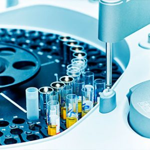 clinical lab machine